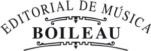 Logo Editorial Boileau