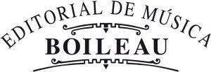 Logo Editorial Boileau