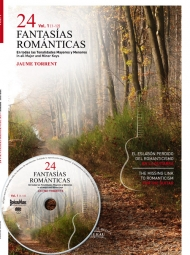 24 Fantasias Romanticas - Guitarra - Torrent