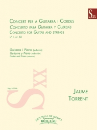 Concert per guitarra i cordes - Torrent