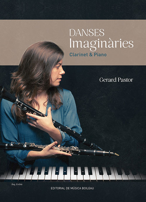 Danses Imaginaries - clarinet i piano - Pastor